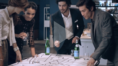 S. Pellegrino. Enhance your Moments.