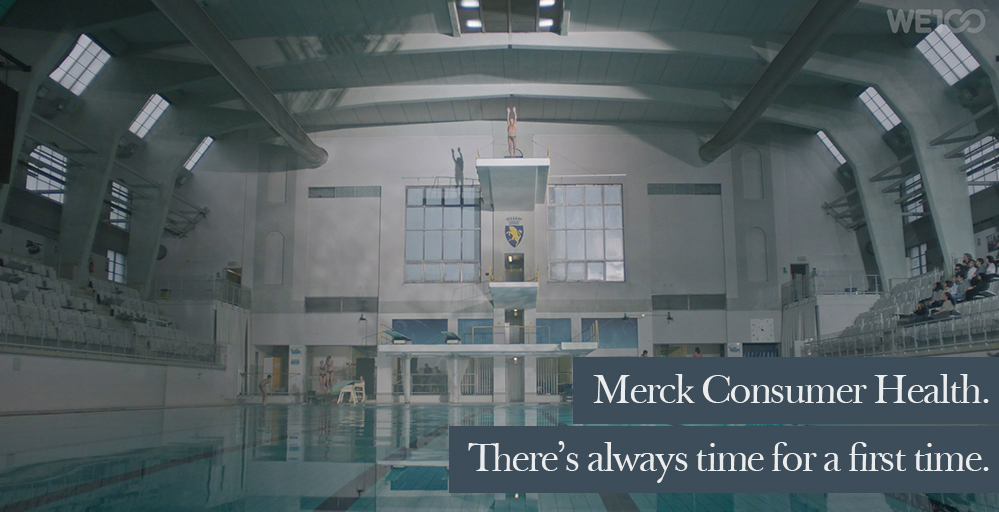 Merck Consumer Health. First time, anytime.