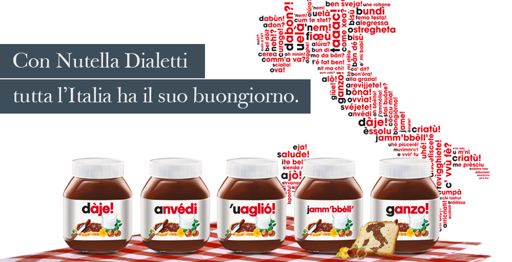 Nutella parla come te