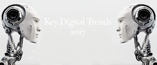 Key Digital Trends for 2017.