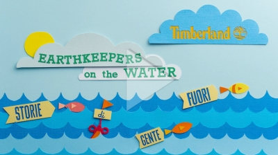 Timberland. Earthkeepers on the water