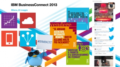 IBM. L'evento BusinessConnect 2013